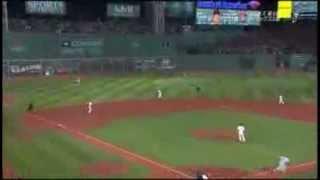 2013MLB World Series game6 Uehara's pitch!