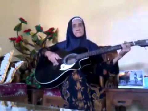 Nenek Guitar - Sayang  - Shae Cover