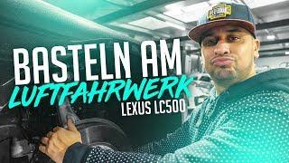 JP Performance - Basteln am Luftfahrwerk! | Lexus LC500