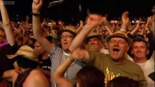 The Pet Shop Boys  Glastonbury 2010   (New York City Boy) & (West End Girls)