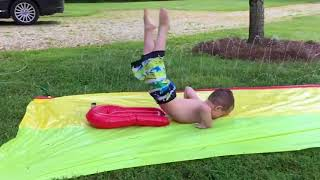 Cute Kids Water Fails! Funny Baby Videos Compilation June 2018