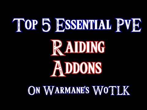 Top 5 Essential PvE Addons on WoW WoTLK! from YouTube · Duration:  9 minutes 18 seconds