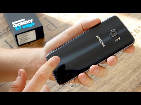 Samsung Galaxy S7 edge: Unboxing & zweiter Eindruck! - felixba