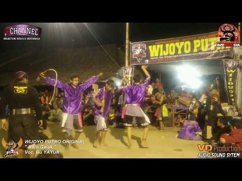Wijoyo Putro Original - Bojo Galak Voc. Bu Yayuk
