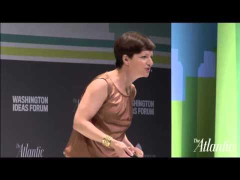 IDEAS OUT LOUD: Amanda Ripley / Washington Ideas Forum 2015