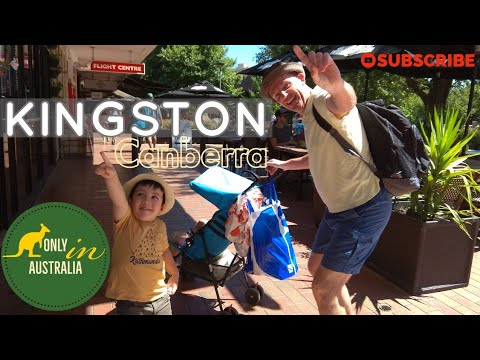 EXPLORING KINGSTON IN CANBERRA | SUBURBS IN CANBERRA | TOURIST DESTINATION IN CANBERRA | CANBERRA