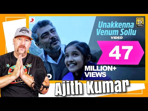 Yennai Arindhaal - Unakkenna Venum Sollu Video   Ajith   Harris Jayaraj   REACTION