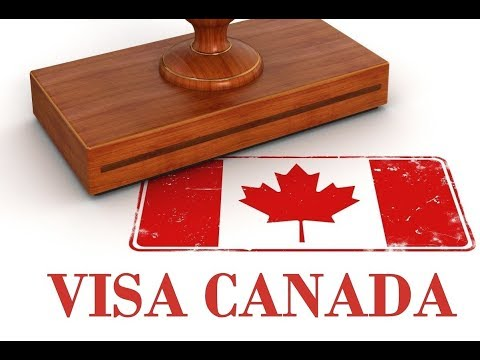 Dossier Visa Touristique Canada