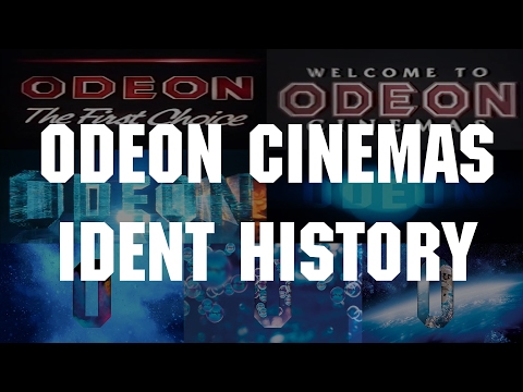 Odeon Cinemas - Ident History