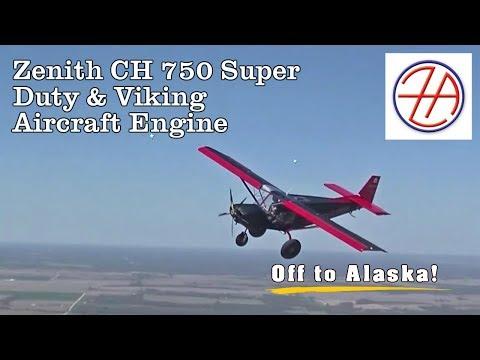 Zenith CH750 Super Duty, Viking 180 HP Aircraft engine