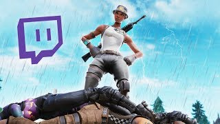 Stream Sniping Twitch Streamers with RECON EXPERT...