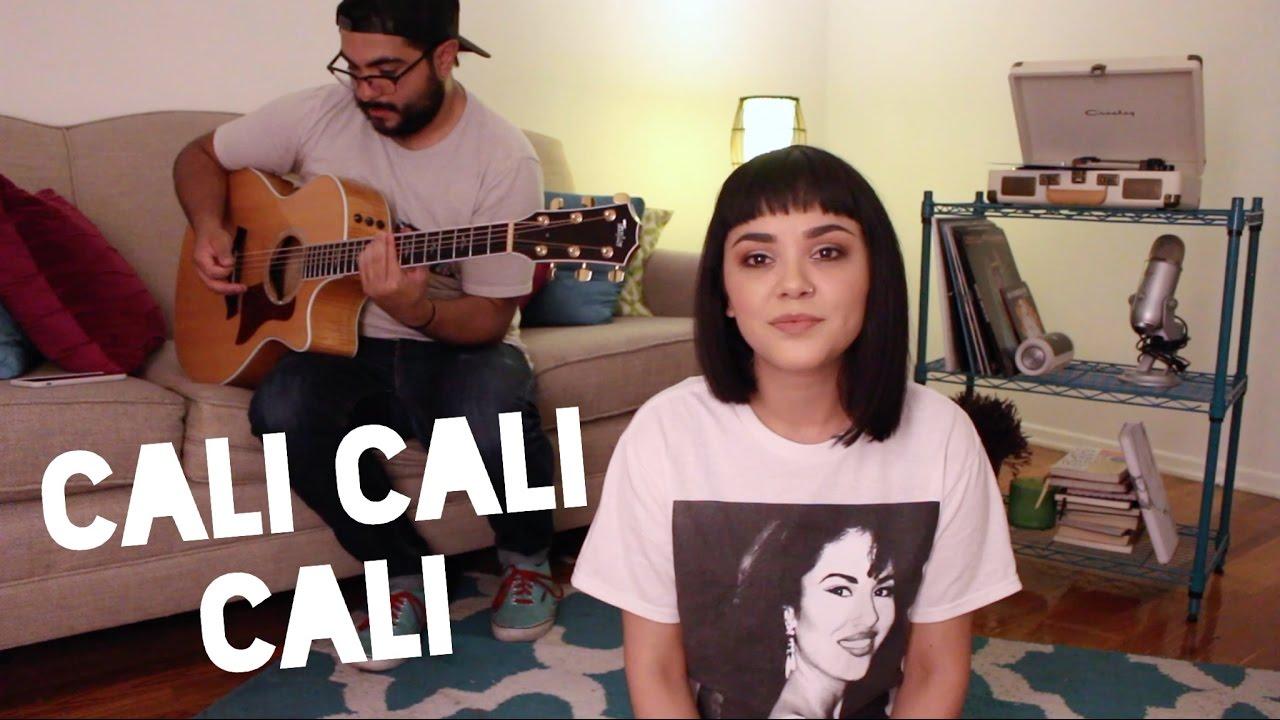 CALI CALI CALI Acoustic - Alyssa Bernal