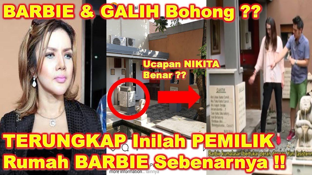 BARBIE & GALIH Ketauan BOHONG?? - TERUNGKAPP Pemilik RUMAH MEWAH Sebenarnya Ternyata INI !!