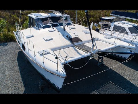 "Crowther Windspeed 42 ""Eaglehawk"" 