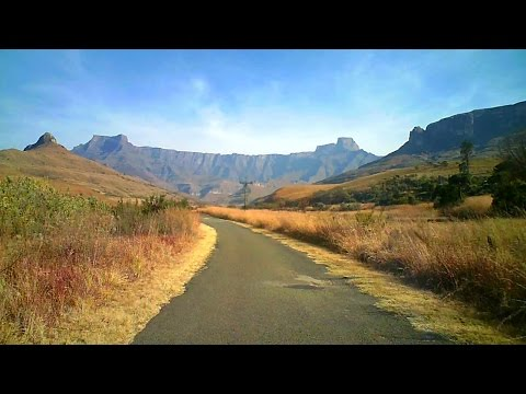 Road Trip with Schwann to the Drakensberg Mountains