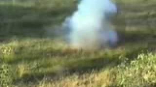Ammonium Nitrate / Nitromethane / Nitrocellulose Plastic Explosive