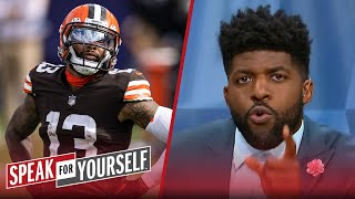 'The Browns have to trade Odell' — Emmanuel Acho | NFL | SPEAK FOR YOURSELF