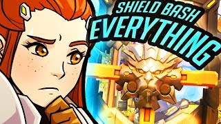 Top 10 Things You Didn't Know You Could do with Brigitte | Overwatch