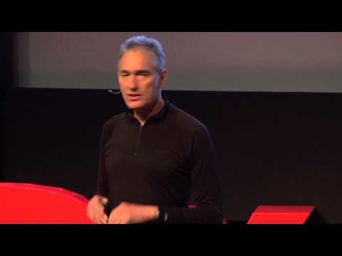Engagement, behavior and resilience: Ron Dembo at TEDxNYIT