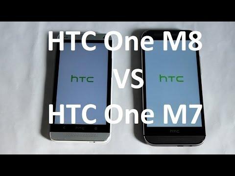 HTC One M8 VS HTC One M7 ESPAÑOL