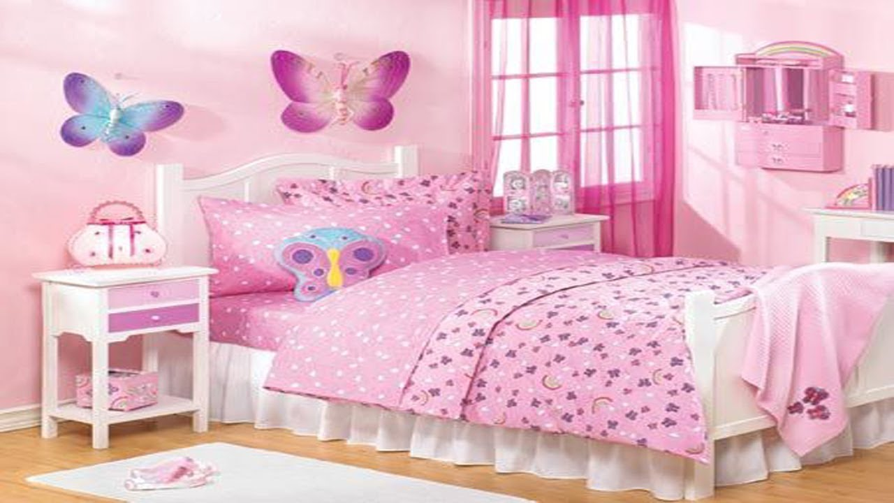 Bedroom Design Ideas For Girls Cool Beautiful Teenage Bedrooms Youtube