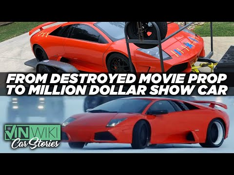 Here's how much it costs to rebuild a Fast & Furious Lambo