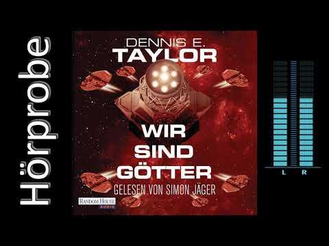 Wir sind Götter YouTube Hörbuch Trailer auf Deutsch