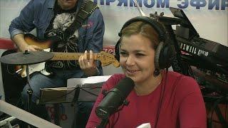 Ирина Пегова читает рэп и любит плакать в  кино