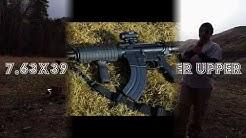 AR47 AR39 best 7.62x39 AR15 AR Stoner upper midway AR 47 akar better/cheaper then the cmmg Mutant
