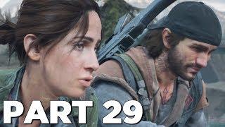 DAYS GONE Walkthrough Gameplay Part 29 - TURBINE (PS4 Pro)