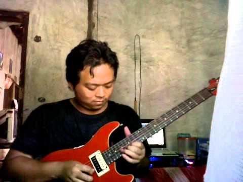 JKT 48 - Suifu wa Arashi ni Yume wo Miru (Guitar solo Cover by Agus Pindo)