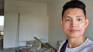CẢI TẠO NHÀ THÀNH NHIỀU CĂN HỘ CHO THUÊ : THIẾT KẾ NỘI THẤT | Quang Lê TV
