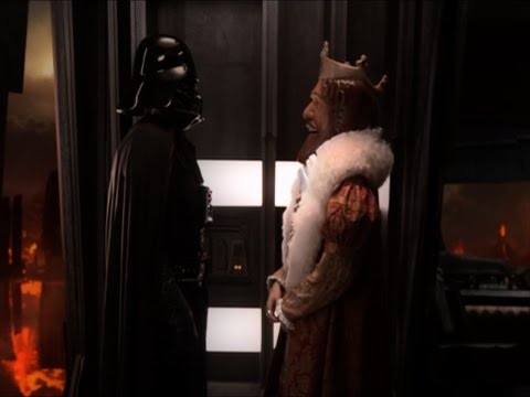 (2005) Burger King Commercial - Star Wars Episode III Revenge of the Sith