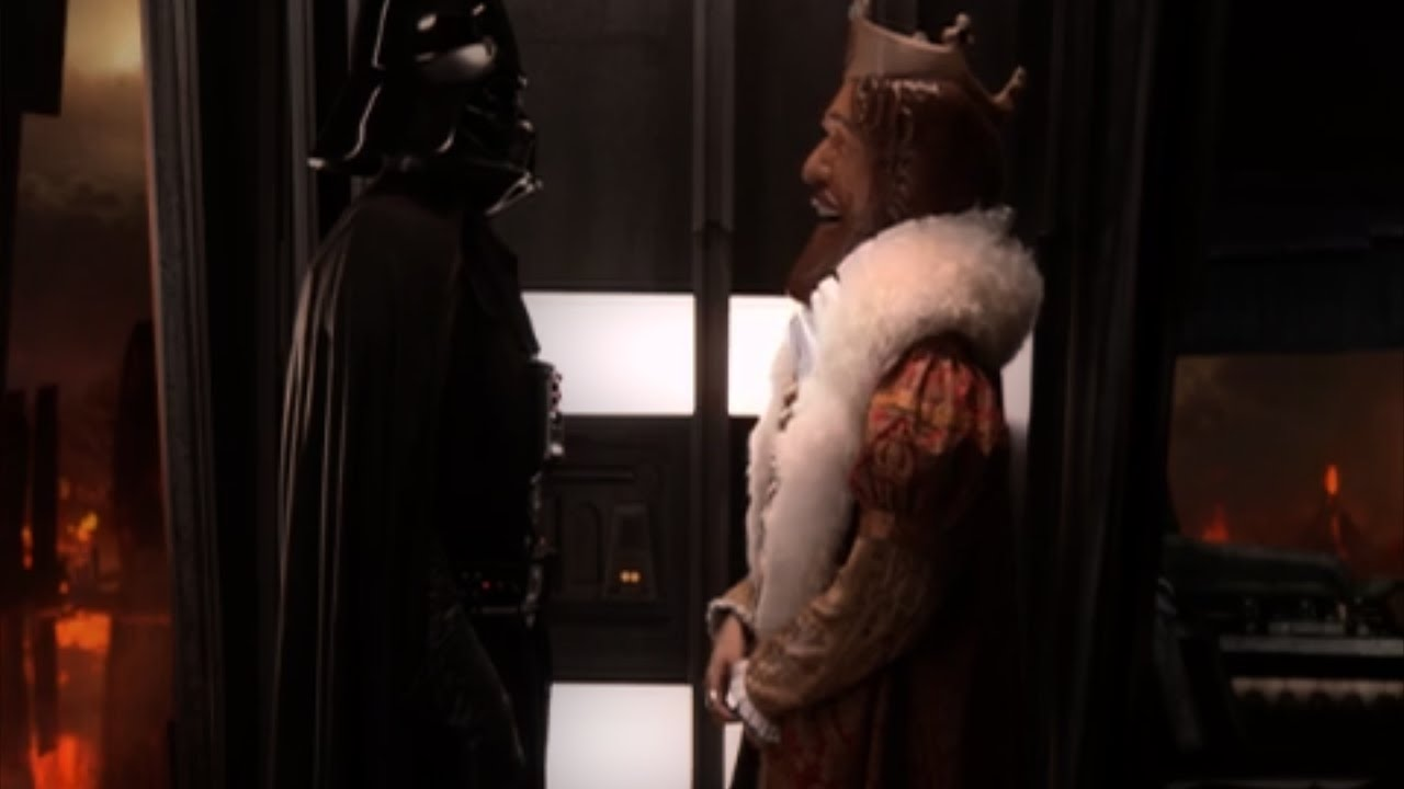 2005 Burger King Commercial Star Wars Episode Iii Revenge Of The Sith Youtube