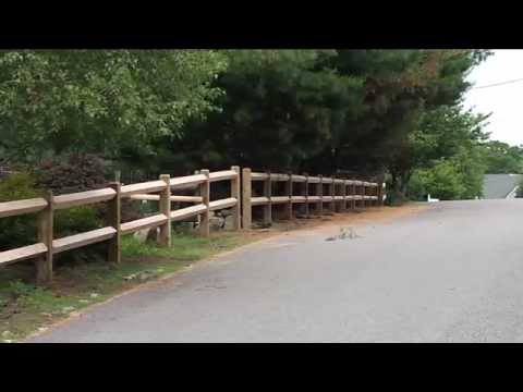 Beverly MA Fence Contractors Display Wood Fences