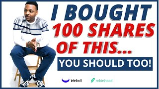 I BOUGHT 100 SHARES OF THIS YOU SHOULD TOO🔥🔥🔥 | Stock Lingo: 25 in the Clip / Why 125