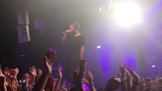 Emil Bulls - Take on me Xmas Bash 07.12.2019 Backstage München