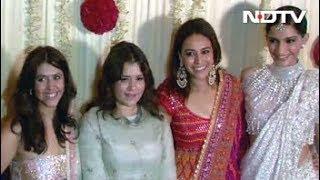 Bollywood stars at ekta kapoor's diwali party