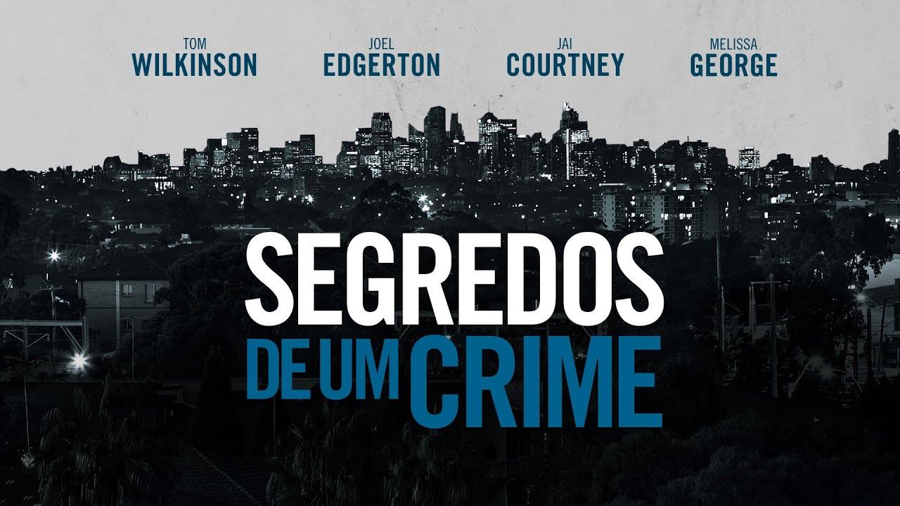 Segredos de um Crime - Trailer legendado [HD]