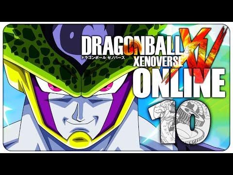 DIE SPOOKY-SPIELE BEGINNEN! - #10 - Dragon Ball: Xenoverse ONLINE