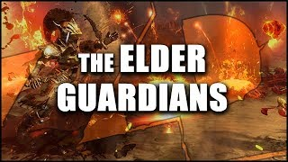 Path of Exile 3.1: The Four Elder Guardian Fights - My First Encounters