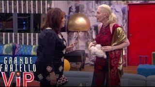Grande Fratello VIP - La Marchesa D'Aragona Vs. la Contessa De Blanck