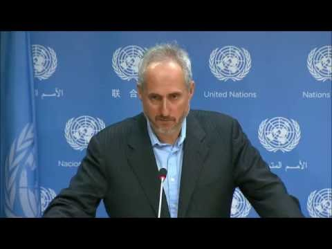"""As ICP Asks Ban Ki-moon's Spox of Son in Law's Promotion(s),  Spox Says """"Ridiculous Accusations"""""""