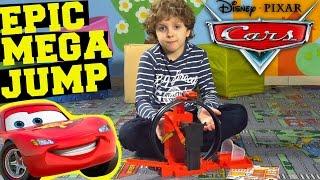 Disney Cars: Мега Прыжок