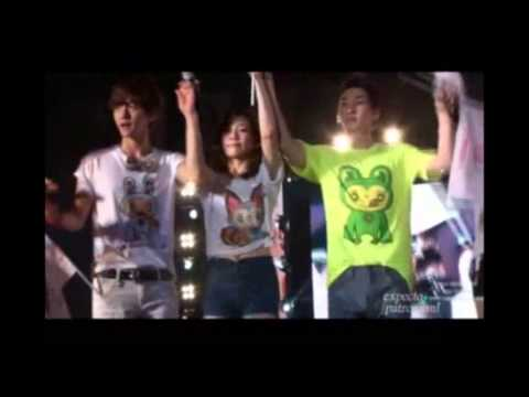 smtown concert dating