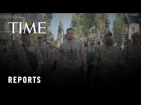 Inside A White Supremacist Militia in Ukraine