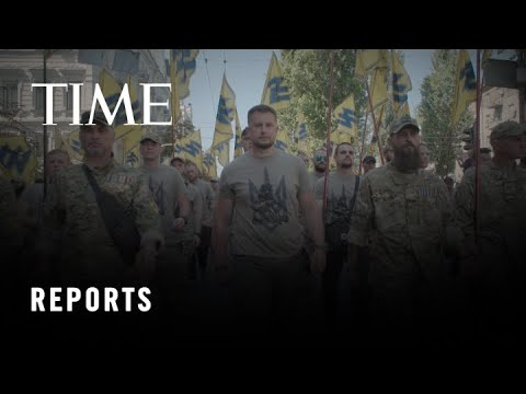 Inside A White Supremacist Militia in Ukraine