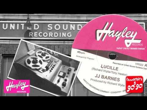 JJ BARNES - LUCILLE (PREVIOUSLY UNRELEASED)