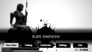"Blade Symphony before ""Free to Play"""