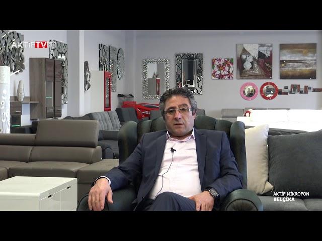 Aktif Mikrofon - Her sektörden bir Türk ile Mobysit Wavre'da